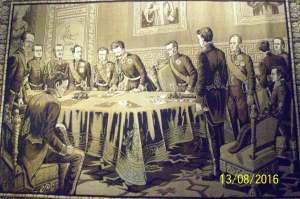 Firma dello Statuto Albertino
