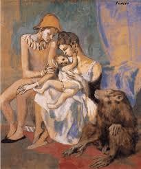 famiglia-di-acrobati-con-scimmia