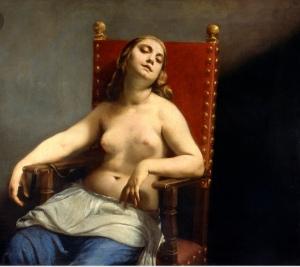 Cleopatra di Cagnacci