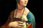 La Dama con l'Ermellino di Leonardo