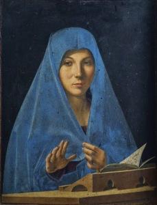 L'Annunciata di Antonello da Messina